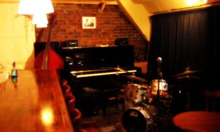 Akebonobashi Jazz Bar FILL IN
