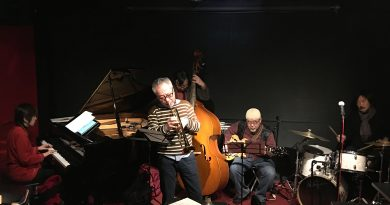 Whisper Jazz Cafe Gallery 三軒茶屋