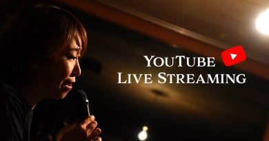 YANNIE's YouTubeLiveStreaming