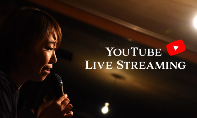 YANNIE's YouTube Live Streaming