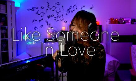 Like Someone in Loveの音源の配信