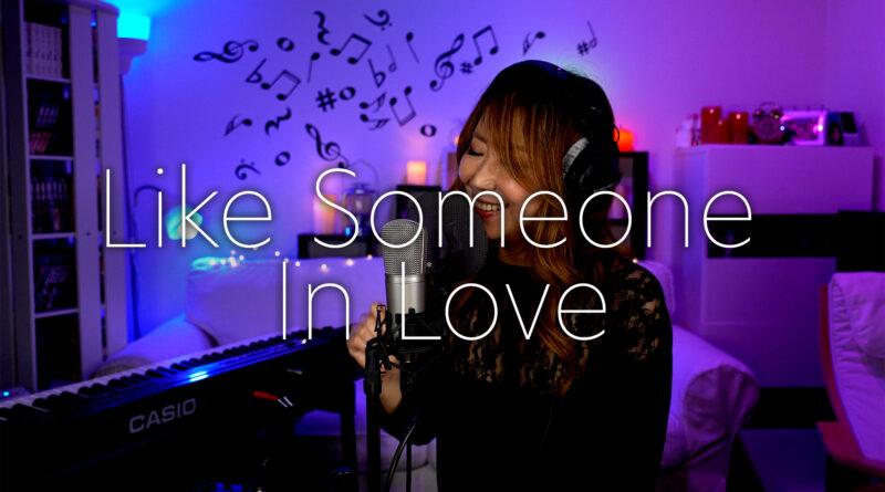 Like Someone in Love_YANNIE