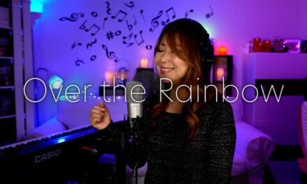 Over the Rainbowの音源の配信